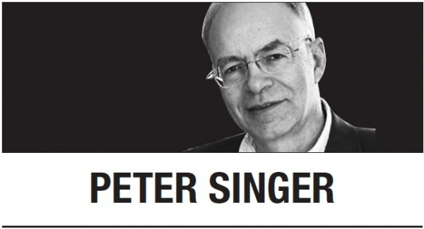 [Peter Singer] When vaccination is a 'crime'