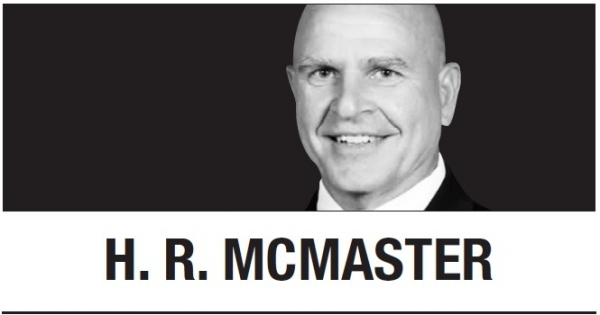 [H.R. McMaster, Jonathan D.T. Ward] Look to Reagan administration for the answer to the China challenge