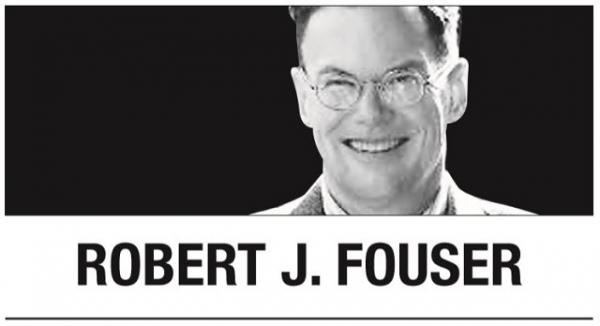 [Robert J. Fouser] Openness depends on vaccination