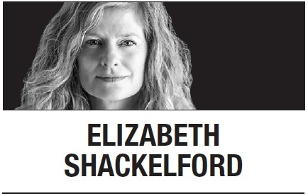 [Elizabeth Shackelford] World view of America matters