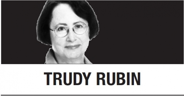 [Trudy Rubin] 'Don't give up on us'