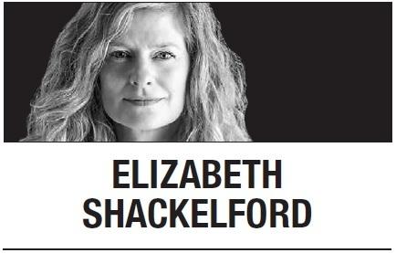 [Elizabeth Shackelford] Foster a free press everywhere