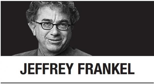 [Jeffrey Frankel] America's false imbalance syndrome