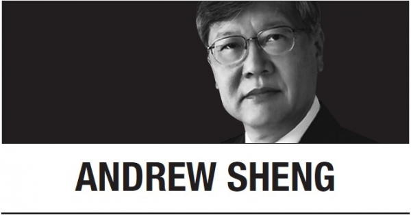 [Andrew Sheng] Glocalization should be welcomed rather than feared
