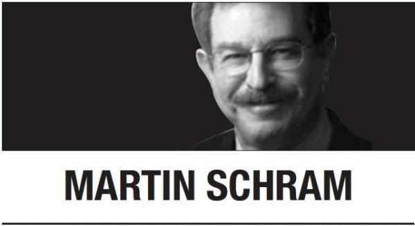 [Martin Schram] A 2014 memo explains our 2021 news