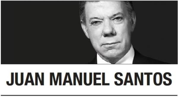 [Juan Manuel Santos] Peacemaking after the pandemic