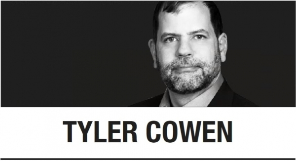 [Tyler Cowen] Governments immobilize us now