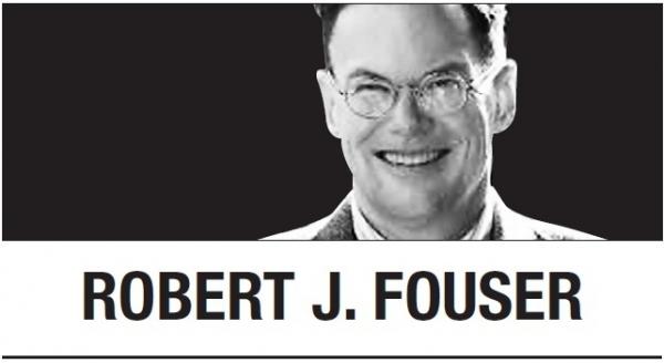 [Robert J. Fouser] The post-war-on-terror era begins