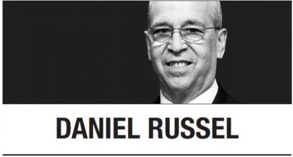 [Daniel Russel] Biden's collaborative containment strategy
