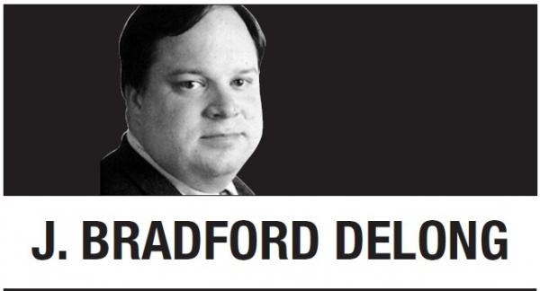[J. Bradford DeLong] The strange death of conservative America