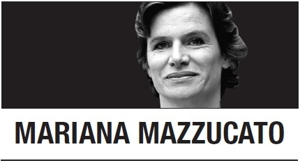 [Mariana Mazzucato] A new global economic consensus is needed