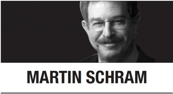 [Martin Schram] Are these the US' just desserts?