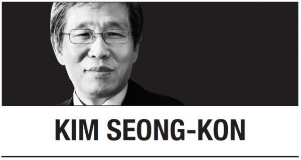 [Kim Seong-kon] Waiting for a new leader of South Korea