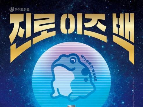 Soju goes 'newtro'