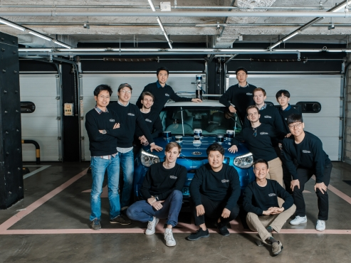 Self-driving cars with lidar tech likely to hit Seoul roads soon