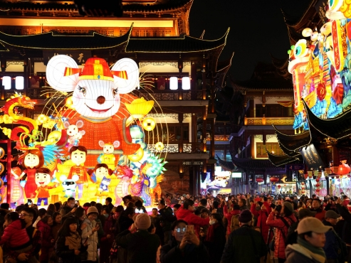 Year of the White Mouse heralds abundance, opportunities