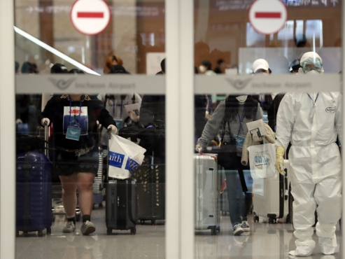 All new arrivals to be placed in mandatory 2-week self-quarantine