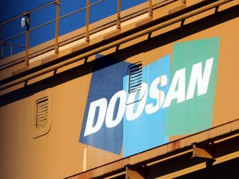 Doosan Heavy looks to sell affiliates