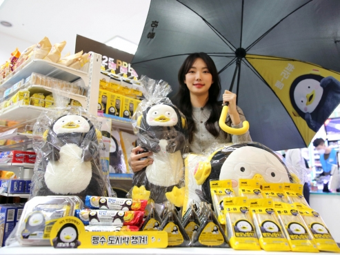 Pengsoo creates hit for retailers