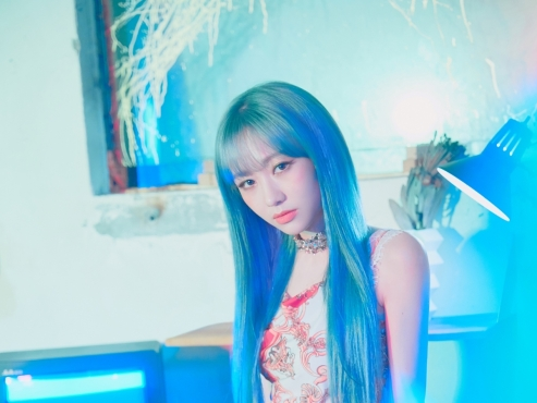 Sujeong of Lovelyz takes a leap as a solo musician
