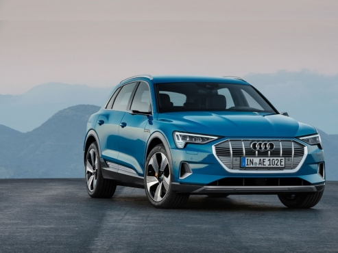 Resurrection of Audi Volkswagen in South Korea