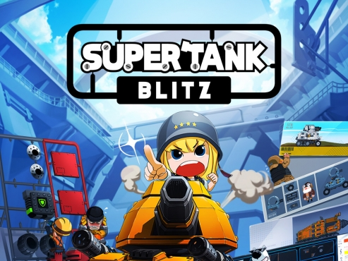 Super Tank Blitz, Smilegate's creative game that lacks details