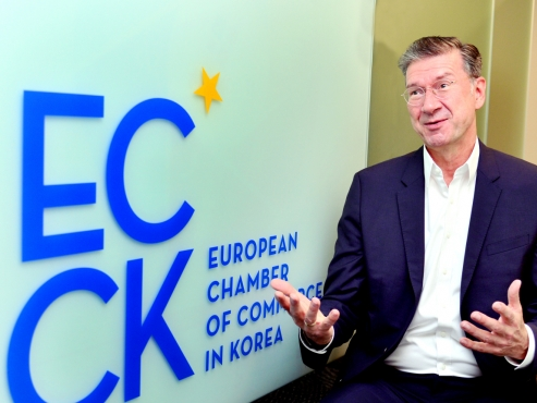 'Opportunities lie ahead for Europe, Korea in sustainability'