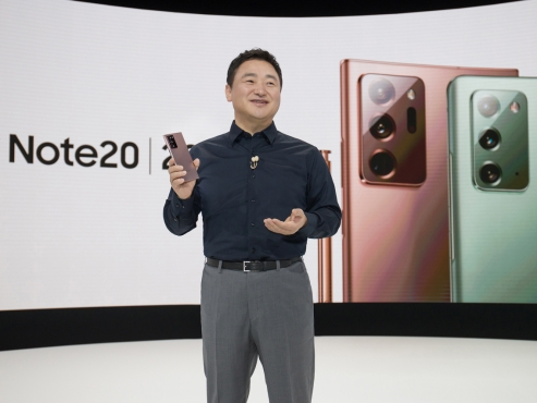Galaxy Note 20, Z Fold 2 unveiled at first-ever online Galaxy Unpacked show