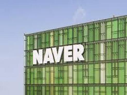 Naver's online cartoon service posts W3b daily sales
