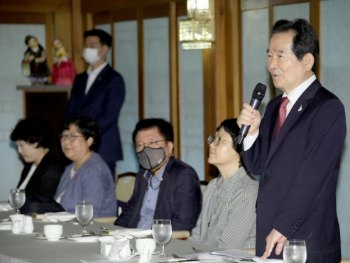 S. Korea best in responding to COVID-19 among OECD countries: PM
