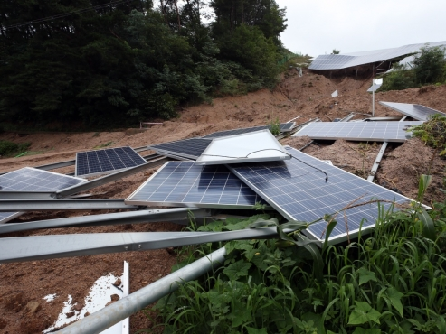 What will Korea do with dead solar panels?