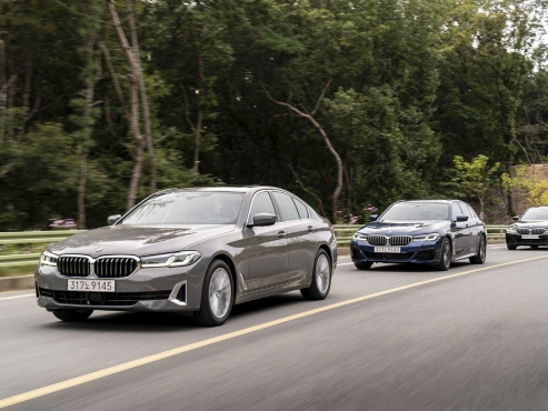BMW Korea bids to take back throne with revamped 5, 6 GT Series