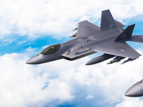 With KF-X fighter jet, S. Korea eyes foothold in global market