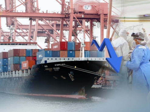 S. Korea's trade volume dips 18.3% in Q2 amid virus pandemic: data