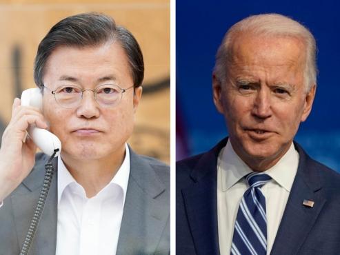 Korean industries eye impact of Biden's carbon plans