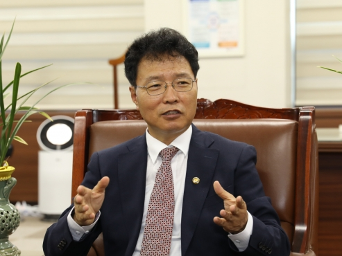 S. Korea vows to open an era of 'digital IP': IP office chief