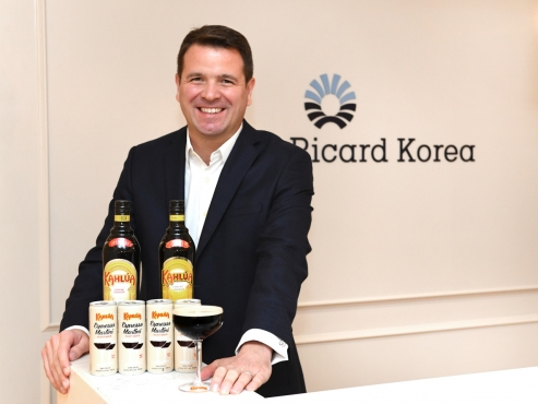 Pernod Ricard brings RTD craze to Korea