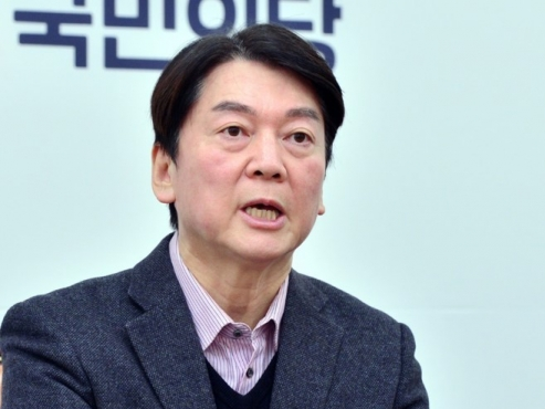 Ahn gunning for power transition