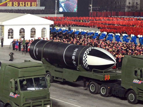 Experts split over NK's nuclear missile threat