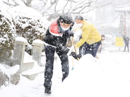 Heavy snow advisory issued for Seoul, central regions