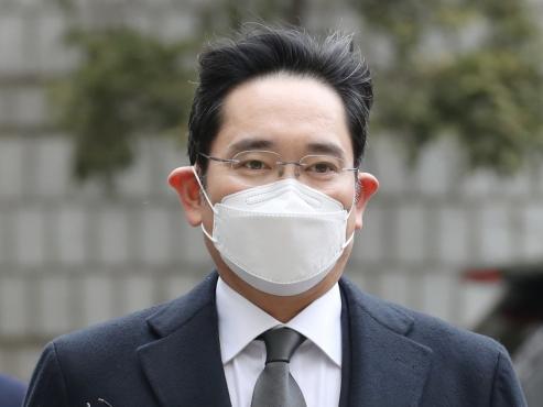 Samsung heir's jail term upheld