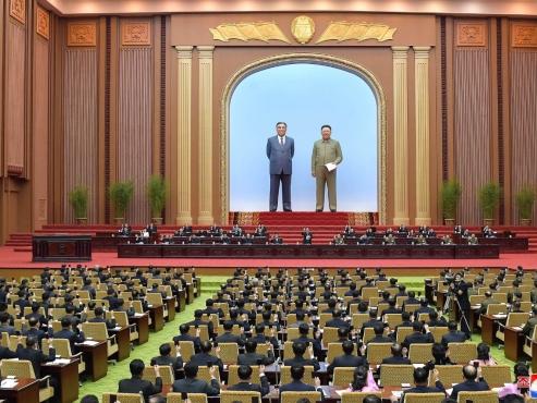 NK parliament reshuffles economic officials