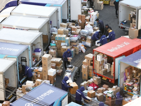 Delivery chaos looms as parcel workers consider full-scale strike ahead of Lunar New Year