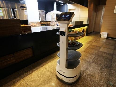 AI, robotics: New keywords for LG