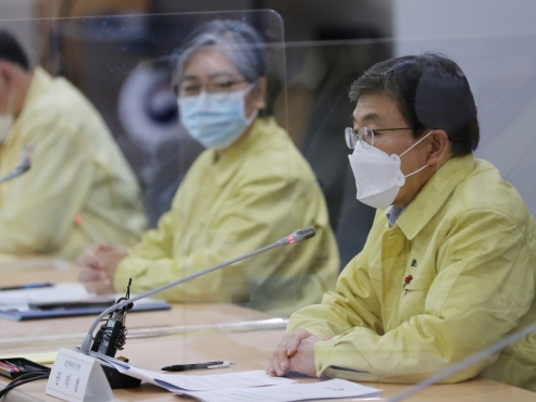 With COVID-19 vaccines just weeks away, S. Korea aims high
