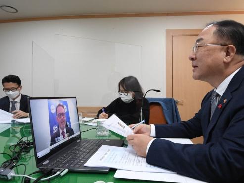 IMF dispels concerns of S. Korea's rising budget deficit