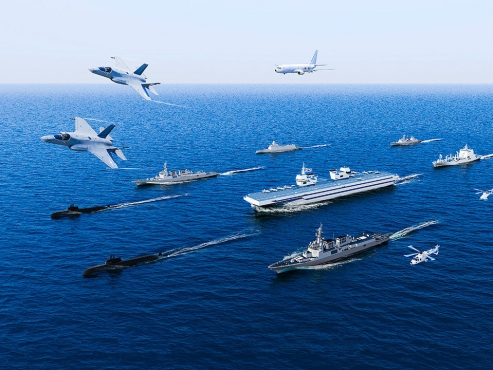 Navy urged to spell out W2tr weapon project