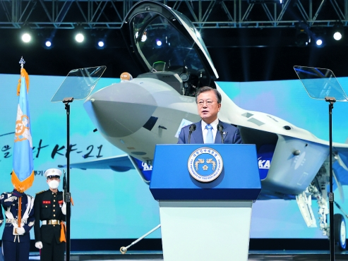 20-year quest for independent fighter jet nears fruition