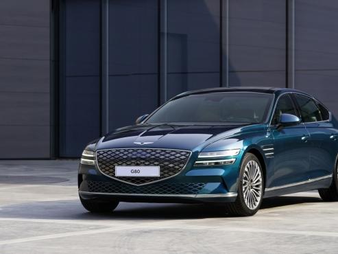 Hyundai's Genesis to hit Europe in summer