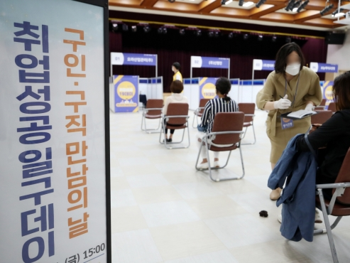 Korea lags behind in employment for people aged 25-54